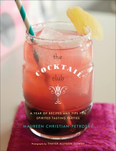 The Cocktail Club: Available on Amazon, Barnes & Noble, and several boutiques around the country, including Urban Outfitters.
